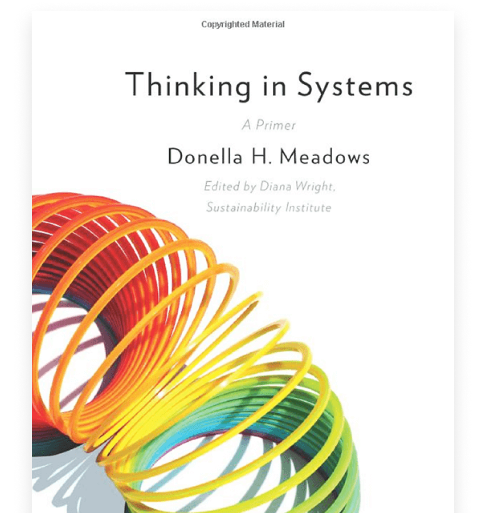 Thinking in Systems book