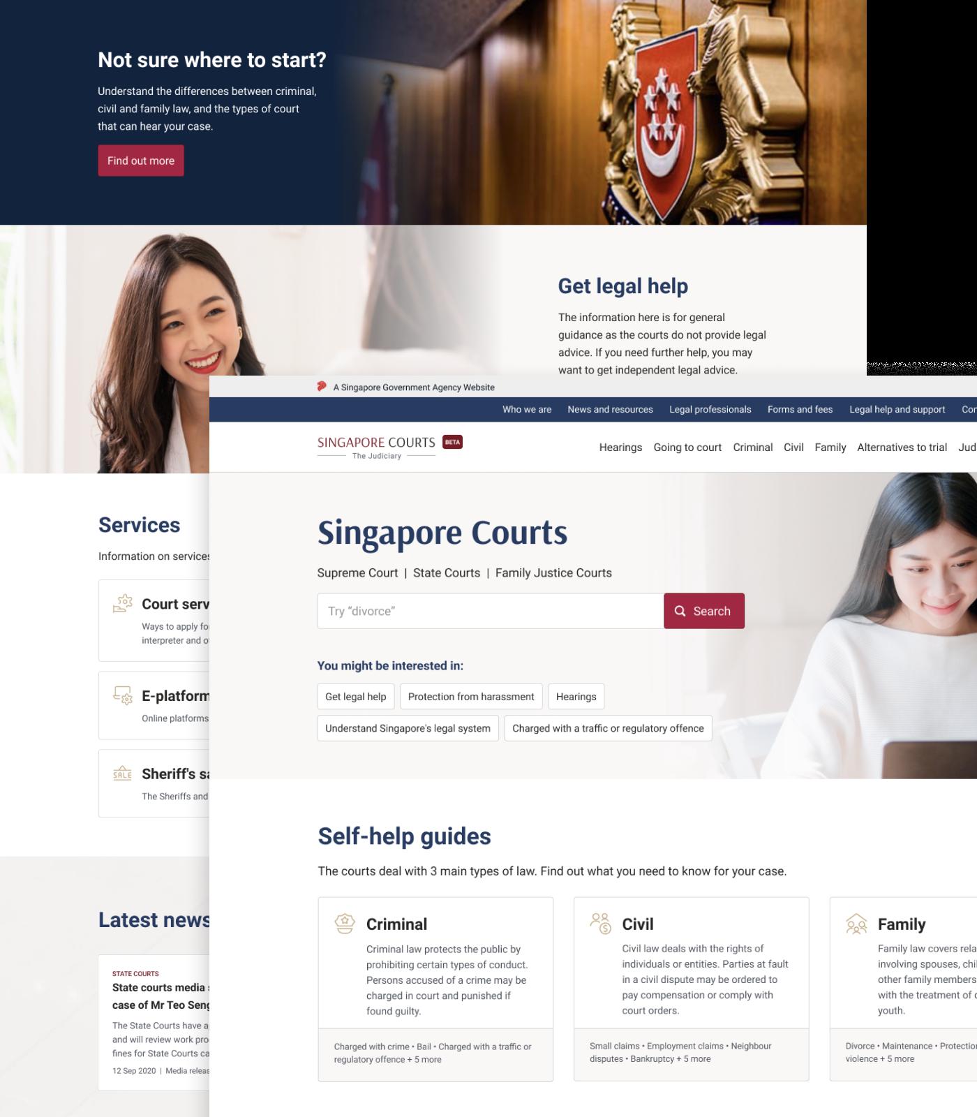 Singapore Courts