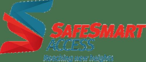 Safe smart logo