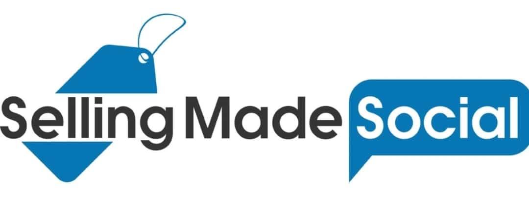 Selling made social logo