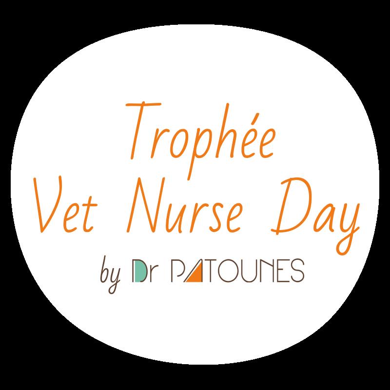 Logo du Trophée Vet Nurse Day pour les ASV