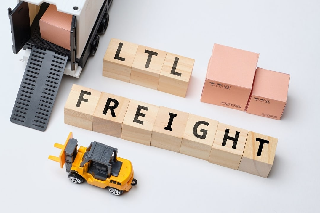 What Is Less-Than-Truckload (LTL) Freight Shipping