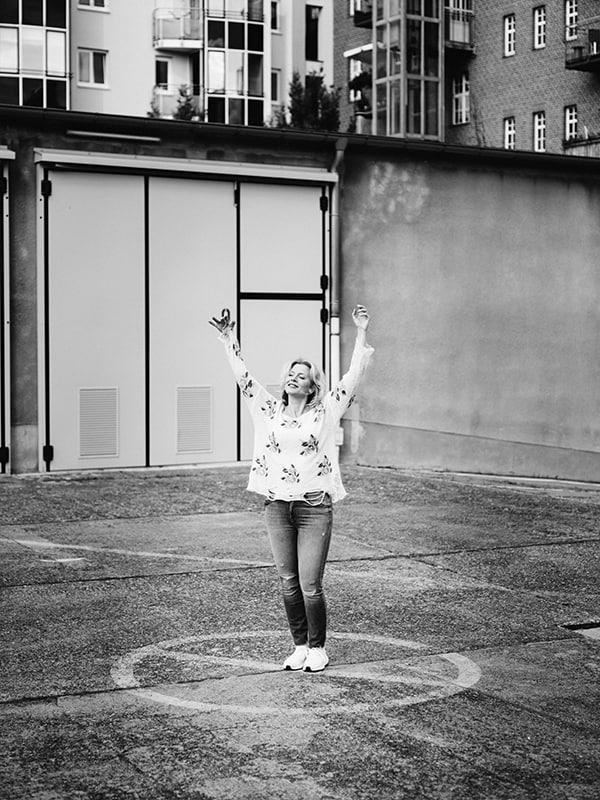 Eva Habermann Portrait