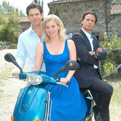 Vier Tage Toscana