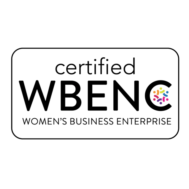 Women Owned Business badge for LearnLux financial wellbeing