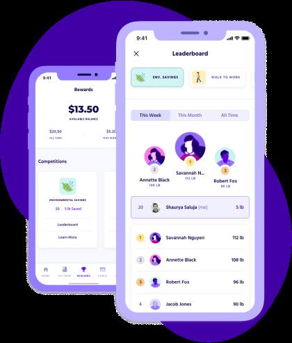 incentives fleet mobile app