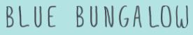 Blue Bungalow Logo