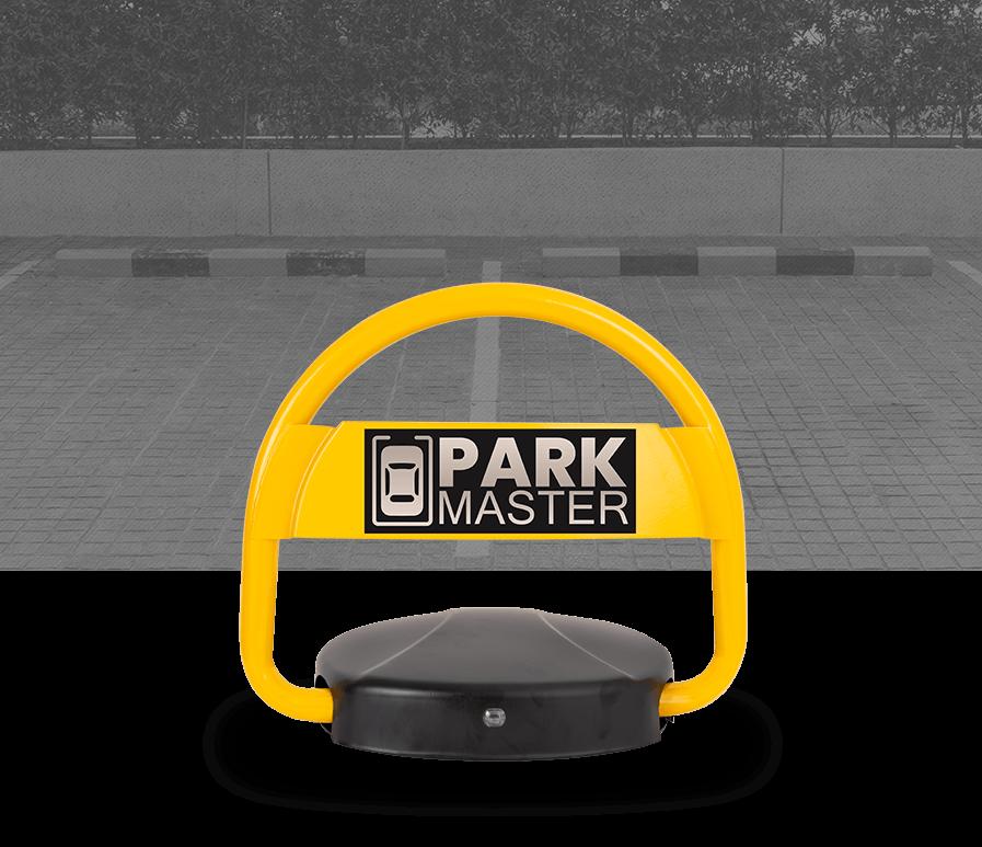 Remote Control Car Park Lock - Bollard // Park Master