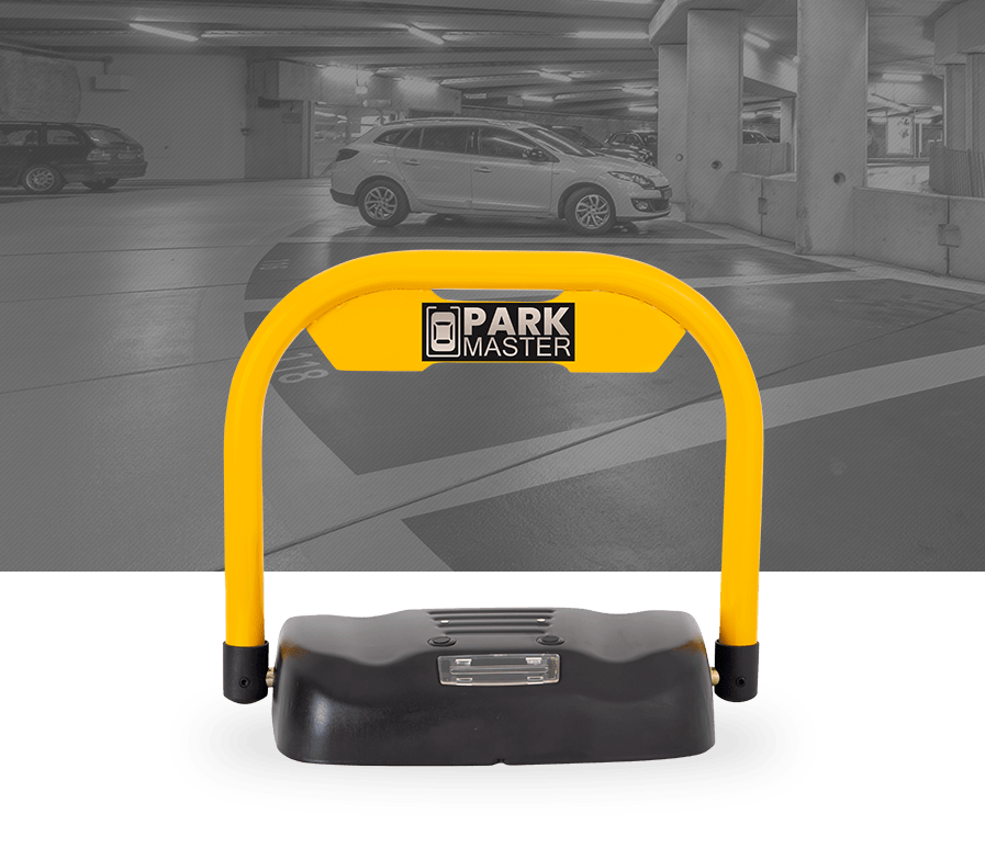 Bluetooth Car Parking Lock with Automatic Closing