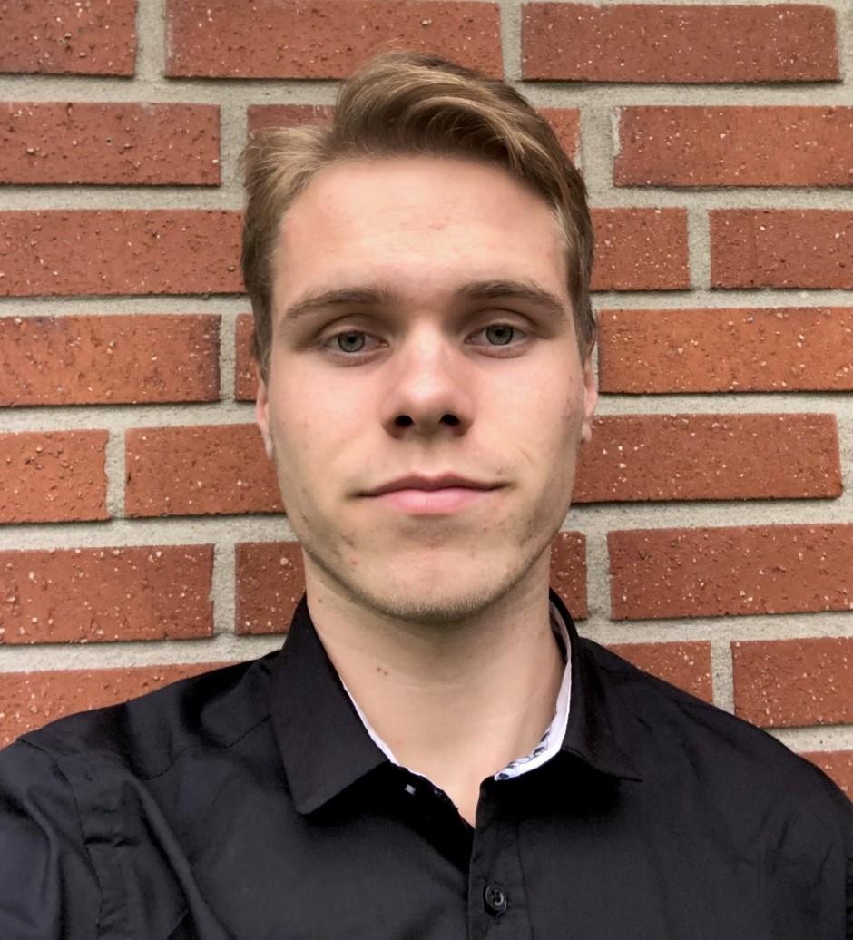 Sebastian Sylén Lagerholm