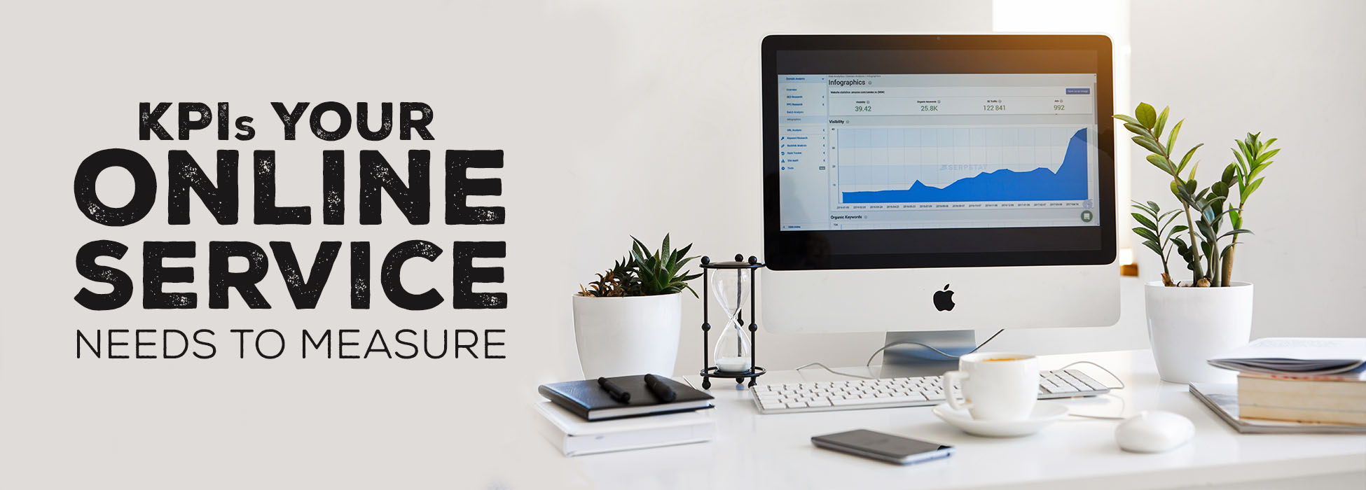KPIs your online service needs to measure