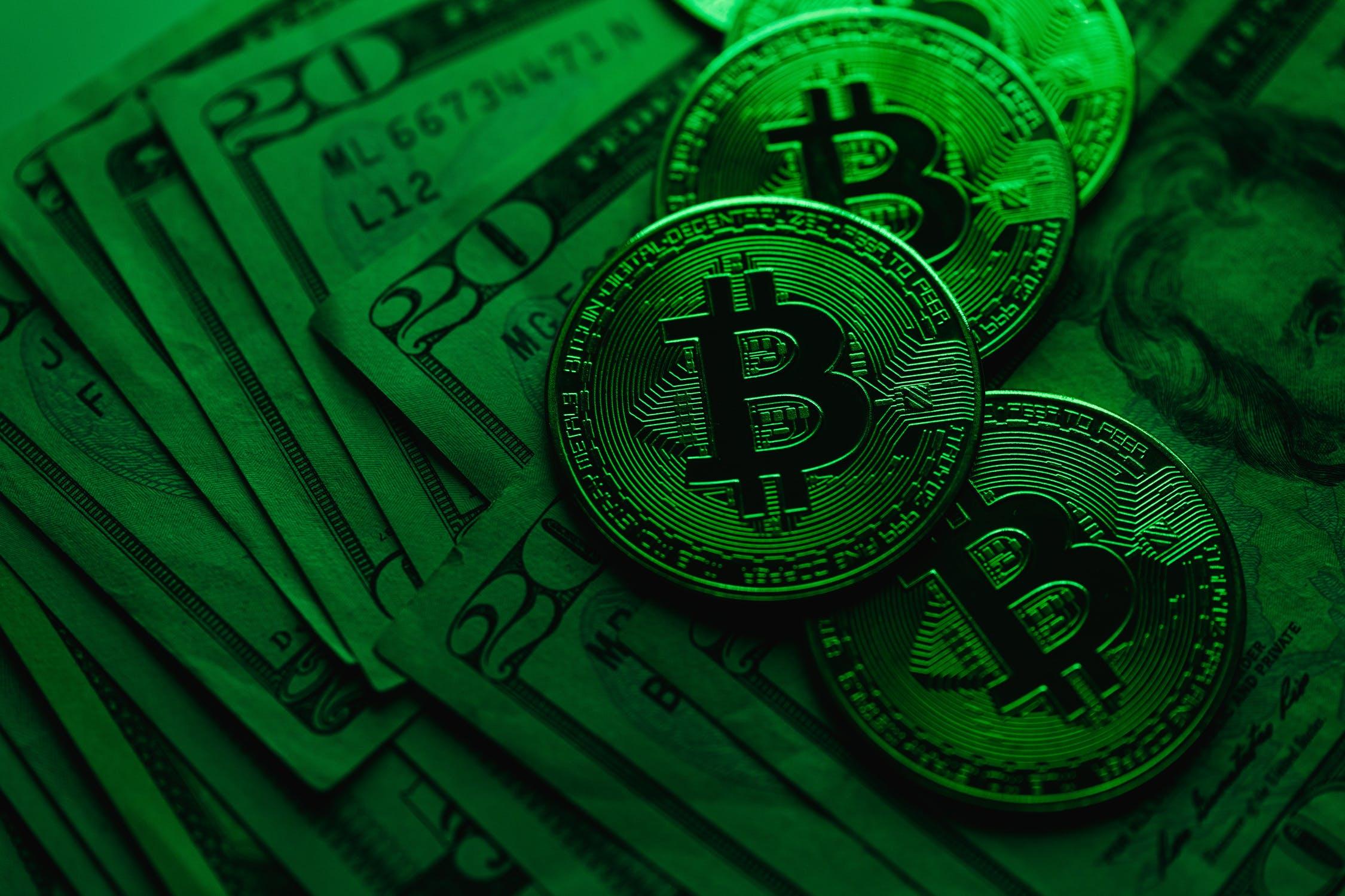 Les grosses transactions en Bitcoins s'accentuent