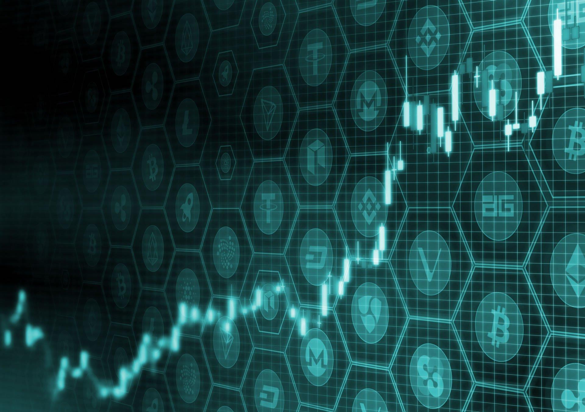 Pour la première fois depuis mai, la capitalisation boursière des crypto-monnaies a dépassé les 2 000 milliards de dollars
