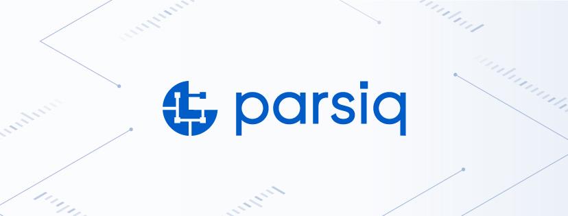 PARSIQ est le premier projet SaaS décentralisé au monde à utiliser le protocole IQ
