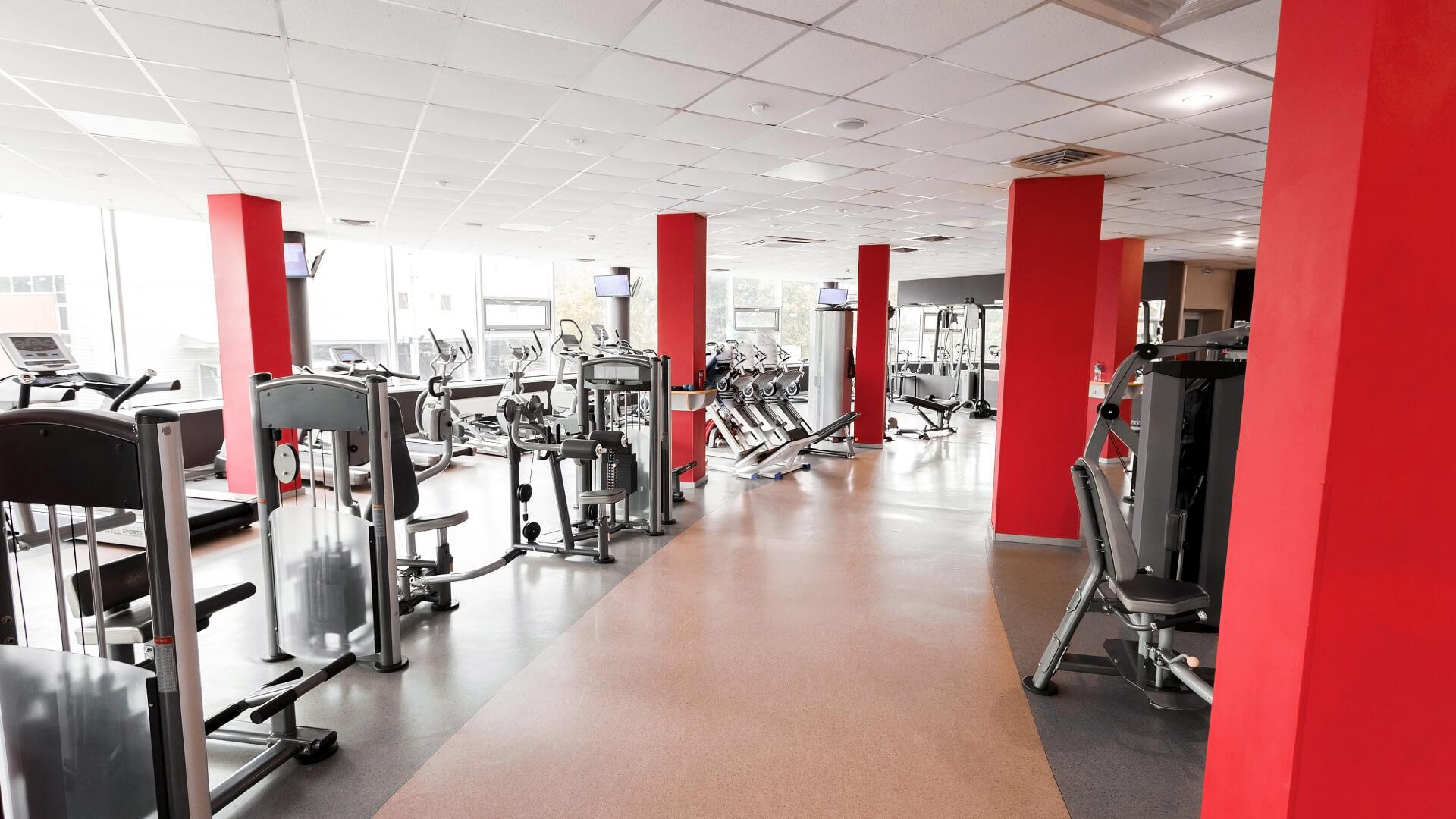 Спортивно-оздоровительные центры