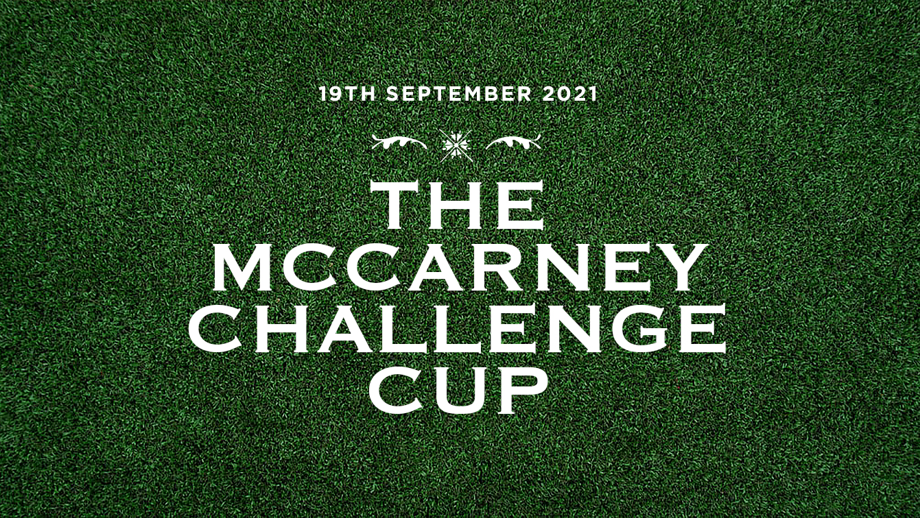 The McCarney Challenge Cup
