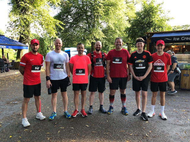Huge congratulations to all our runners who took part in the long-awaited return of the Hatfields Shrewsbury 10K