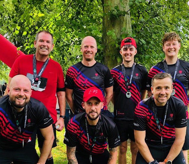 The 2022 Shrewsbury 10k Run