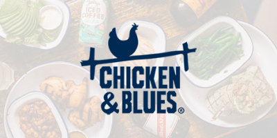 Chcicken and Blues logo