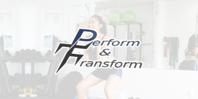 Perform and Transfrom logo