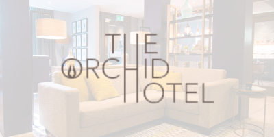 The Orchid Hotel logo