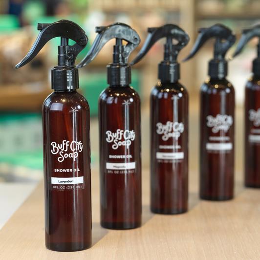 Shower Oil