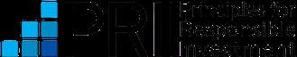 Logo do parceiro Principles for Responsible Investment.