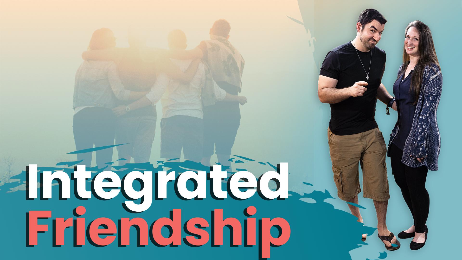 """Friendship - LOVE, COMMUNITY, PILGRIMAGE, CRISIS"" -Season 2- Ep29 Elevate Ordinary"
