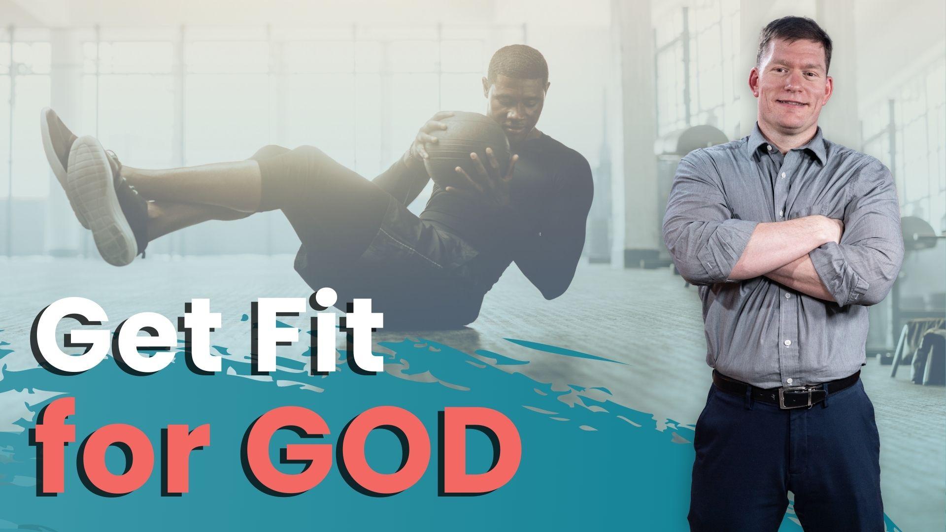 """""""Exercise"""" - Season 2 - Ep47 of Physically Spiritual w/ Andrew Reinhart"""