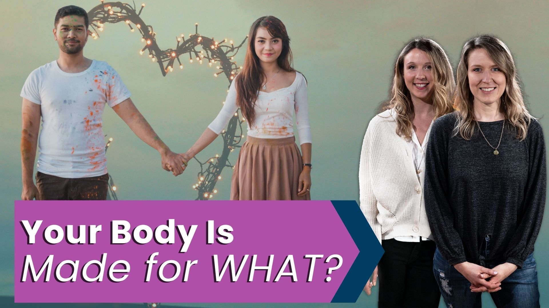 """""""The Spousal Meaning of The Body"""" - Ep17 of Naked Without Shame w/ Megan & Morgan"""