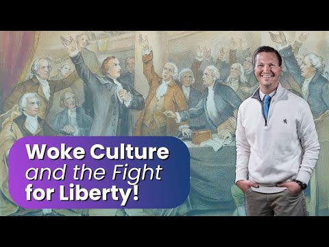 """""""Woke Culture and the Fight for Liberty"""" - Ep48 of The Catholic Citizen w/ Peter Range"""