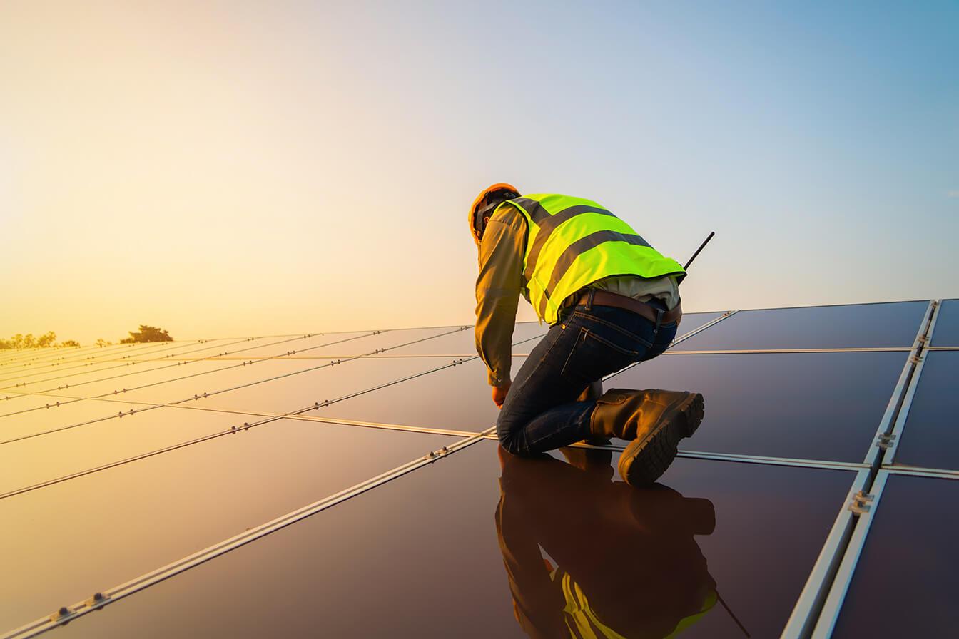 Solar Panel Servicing