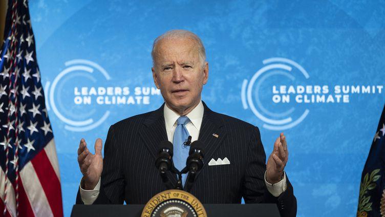 Biden veut repositionner les Etats-Unis dans la lutte contre le changement climatique