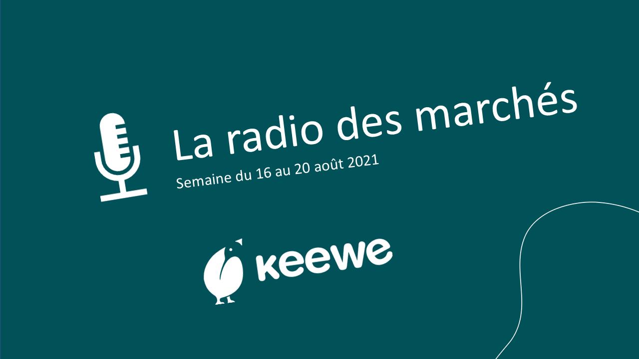 La radio des marchés du 16/08