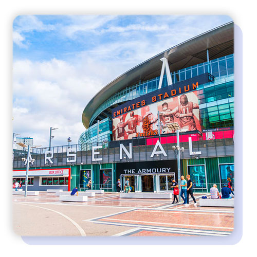 Solutions for Stadiums and Events