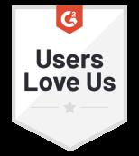 """Certificato di Google """"Users Love Us"""""""