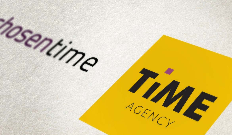 Foto del logo di Time Agency