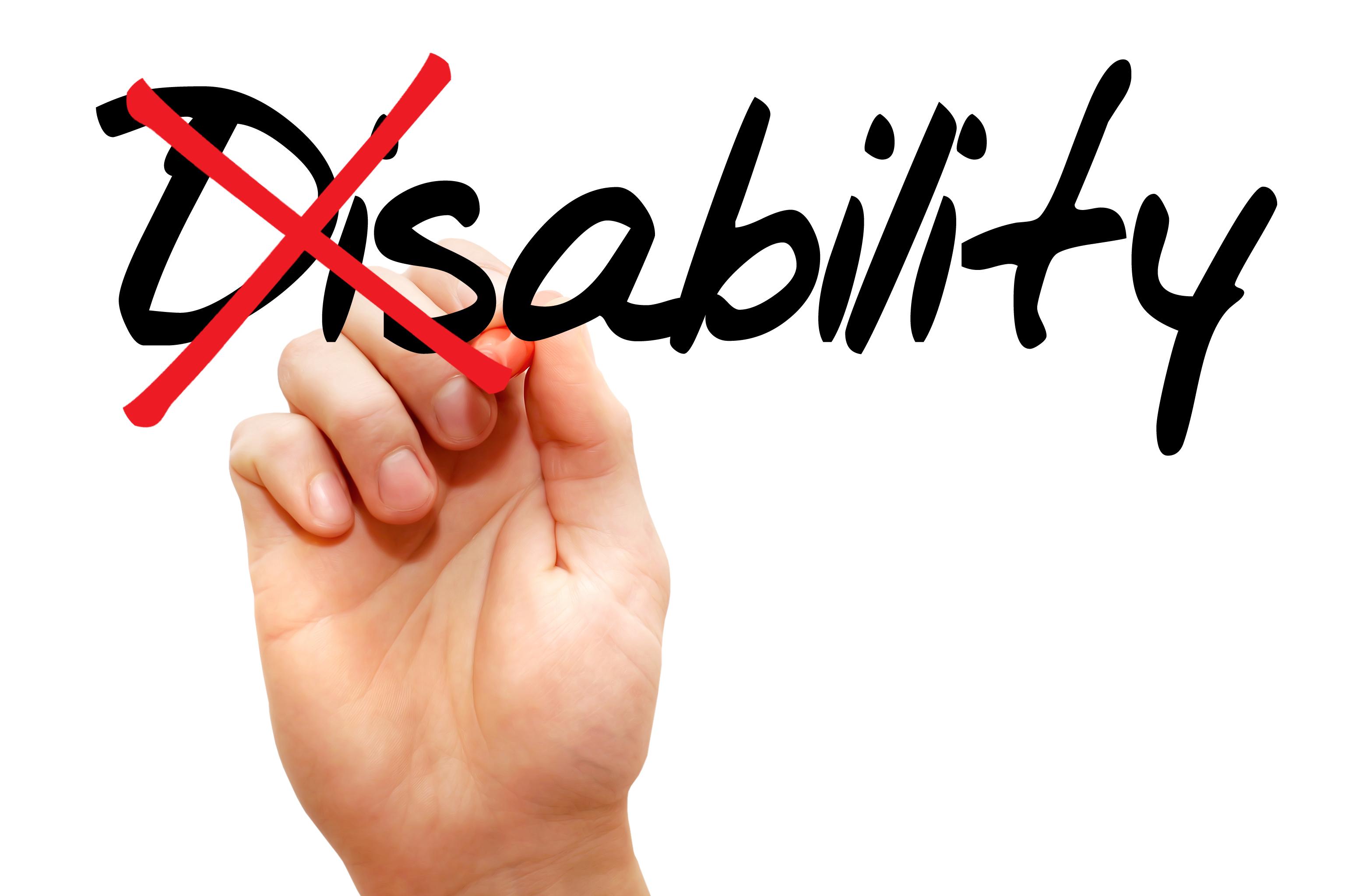 """""""Disabili"""" o """"diversamente abili"""": cos'è meglio usare?"""