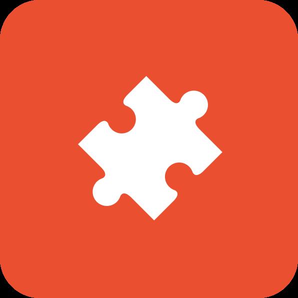 Icône illustrant la modularité