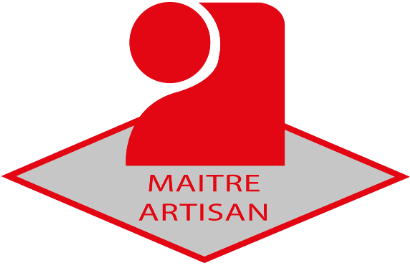 Logo maître artisan