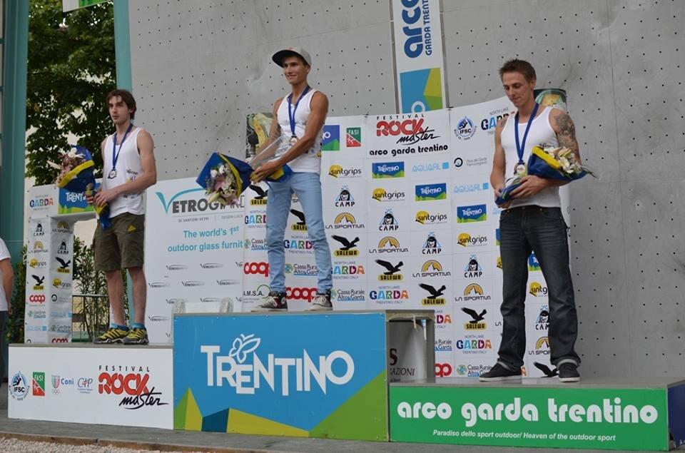 3rd Place in Arco, behind Rustam Gelmanov and Dmitrii Sharafutdinov.