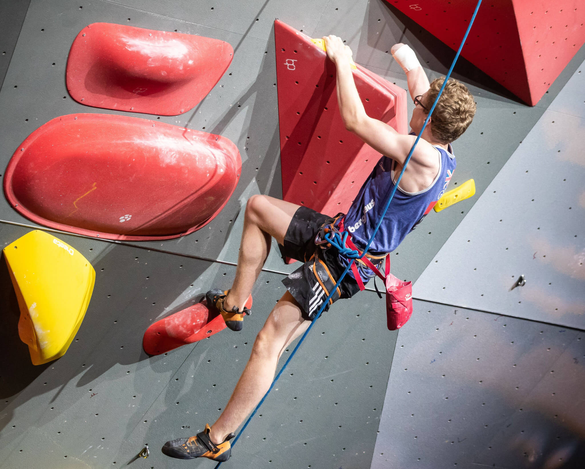 Competition Paraclimbing | Why it hasn't made its Olympic debut.