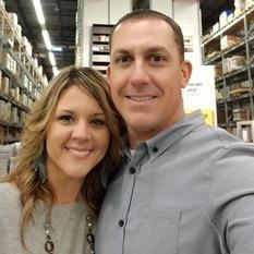 Ryan and Mandy Huff