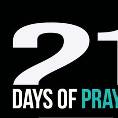 21 days of prayer and fasting 2018