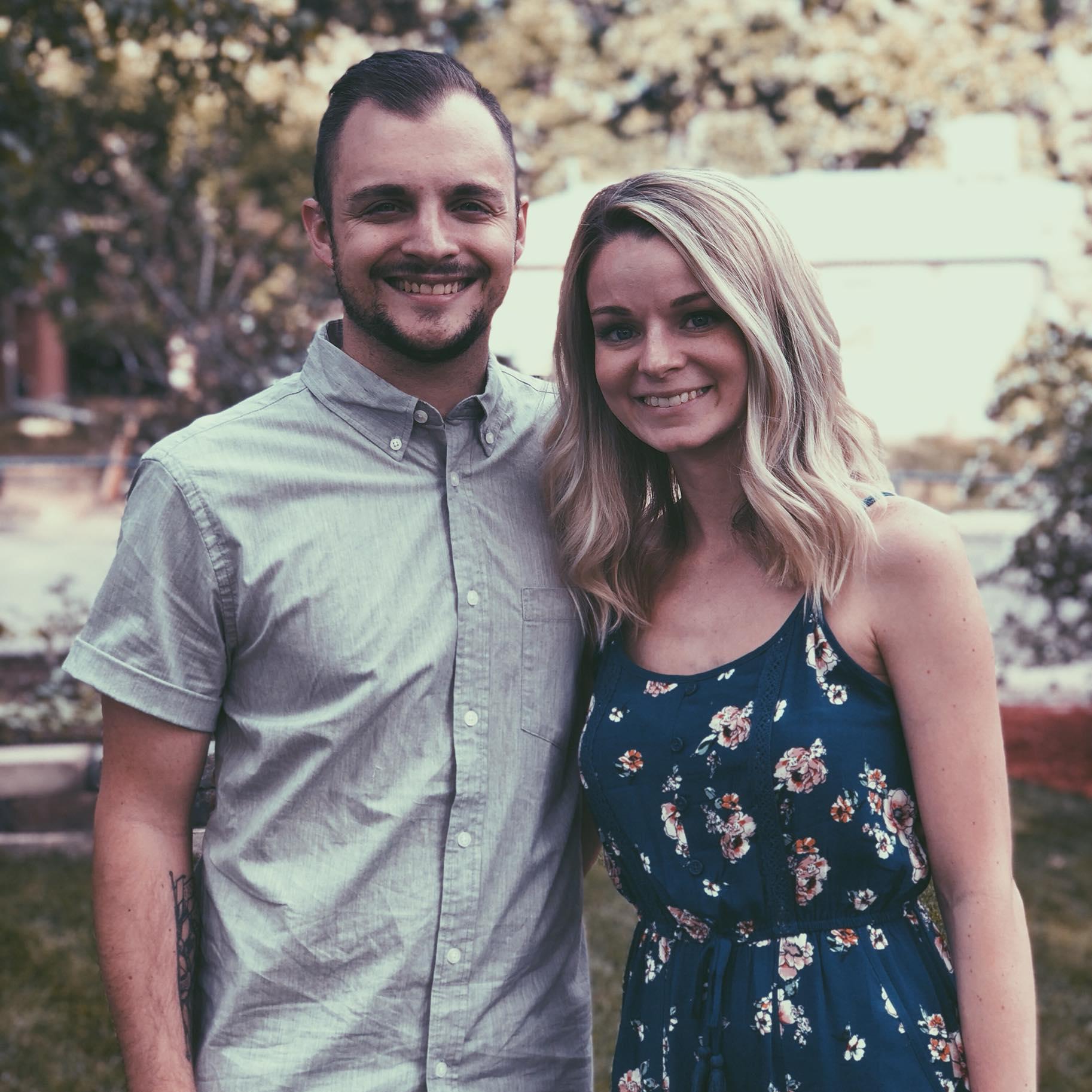Elliot and Jen Hinshaw