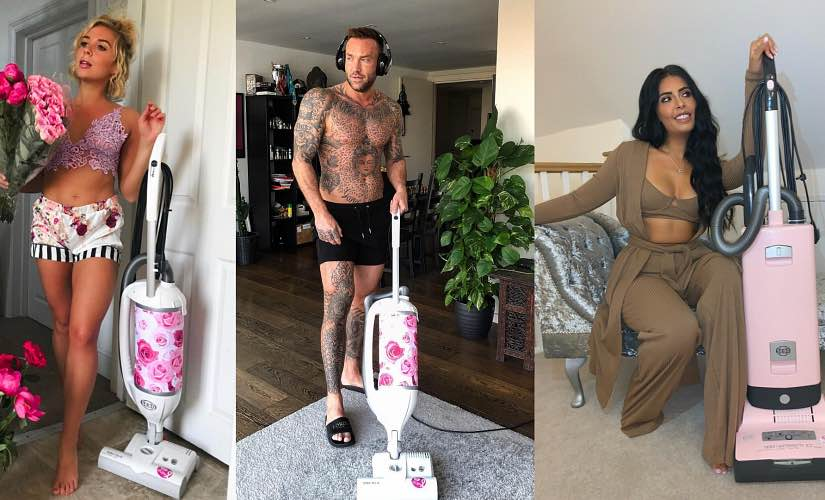 October was Breast Cancer Awareness Month, a busy time for Nobull client, SEBO. Earlier this year, the award-winning vacuum cleaner brand launched the first of two new upright models, exclusively designed and created to raise funds for the charity.