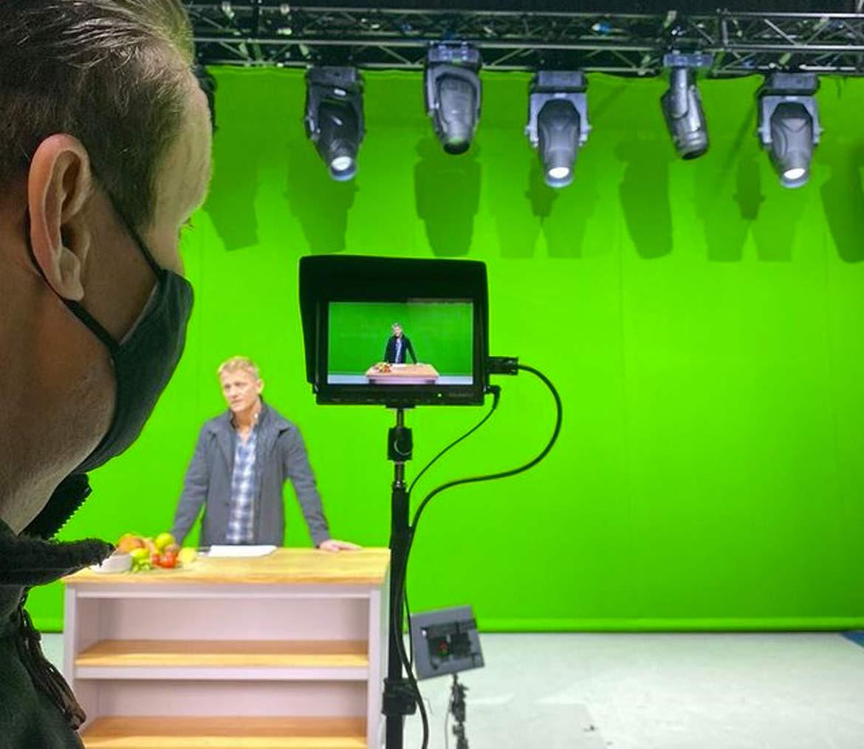 nobull communications filming green screen