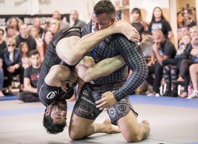 A Digital Marketer Doing Jiu-Jitsu