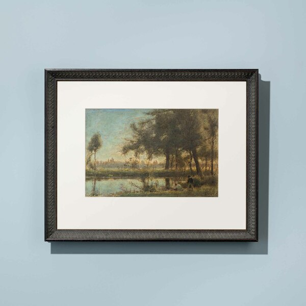 Named after William Turner, this frame is ornate and traditional, perfect for period art