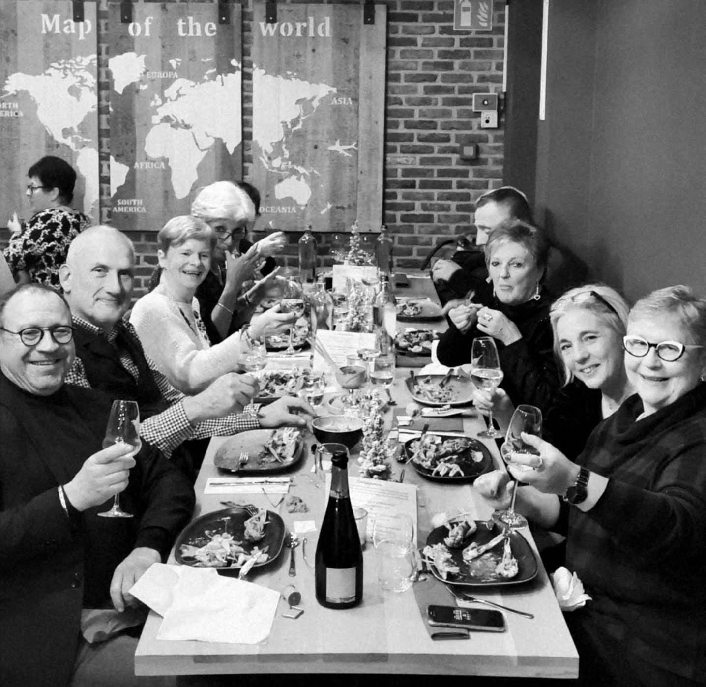 De filosofie van Resto Karfoer: lekker eten met een gezellige sfeer.